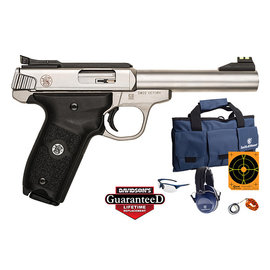 Smith & Wesson Smith and Wesson SW22 22lr Range kit