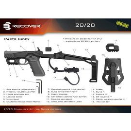 RECOVER RECOVER TACTICAL 2020B