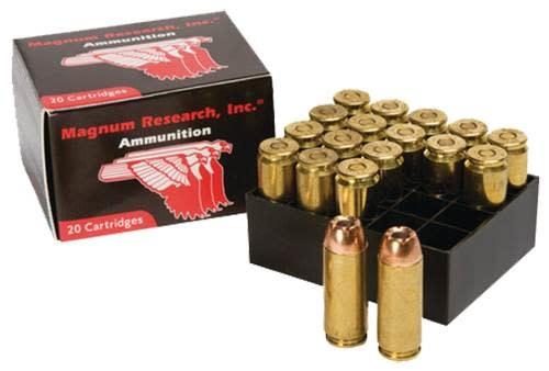 Magnum Research Magnum Research 50AE 300Gr Xtp/Hp 20Rd