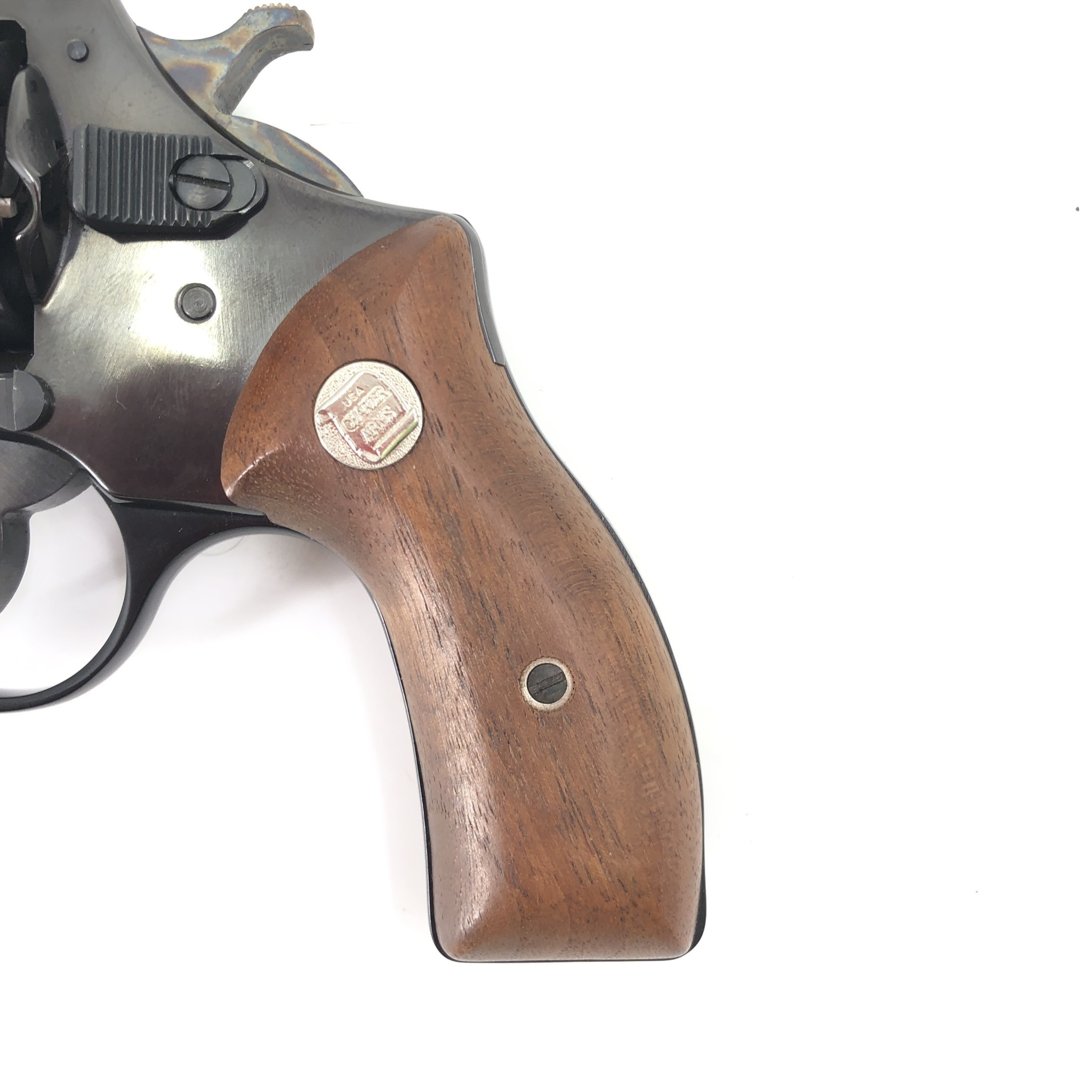 Charter Arms PRE-OWNED CHARTER ARMS BULLDOG REVOLVER 38SPL
