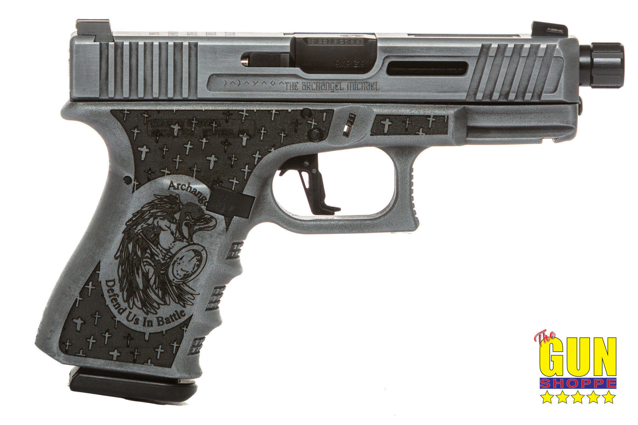 Glock Archangel Glock 19 Gen3 9mm