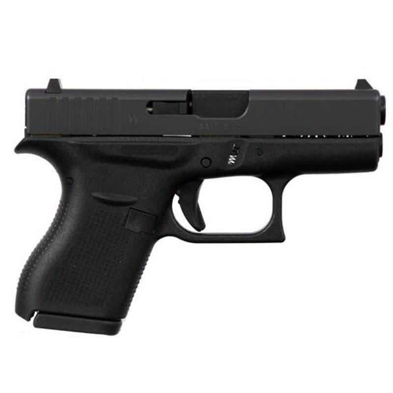 Glock Pre-Owned GLOCK 42 .380 Auto Semi Auto Pistol