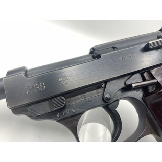 Walther PRE-OWNED WALTHER P38 9MM