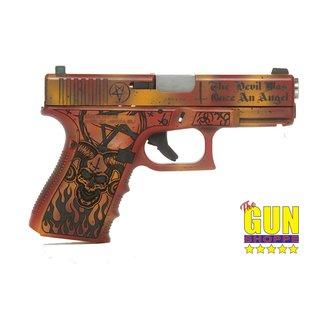 Glock CUSTOM EL DIABLO GLOCK 9MM