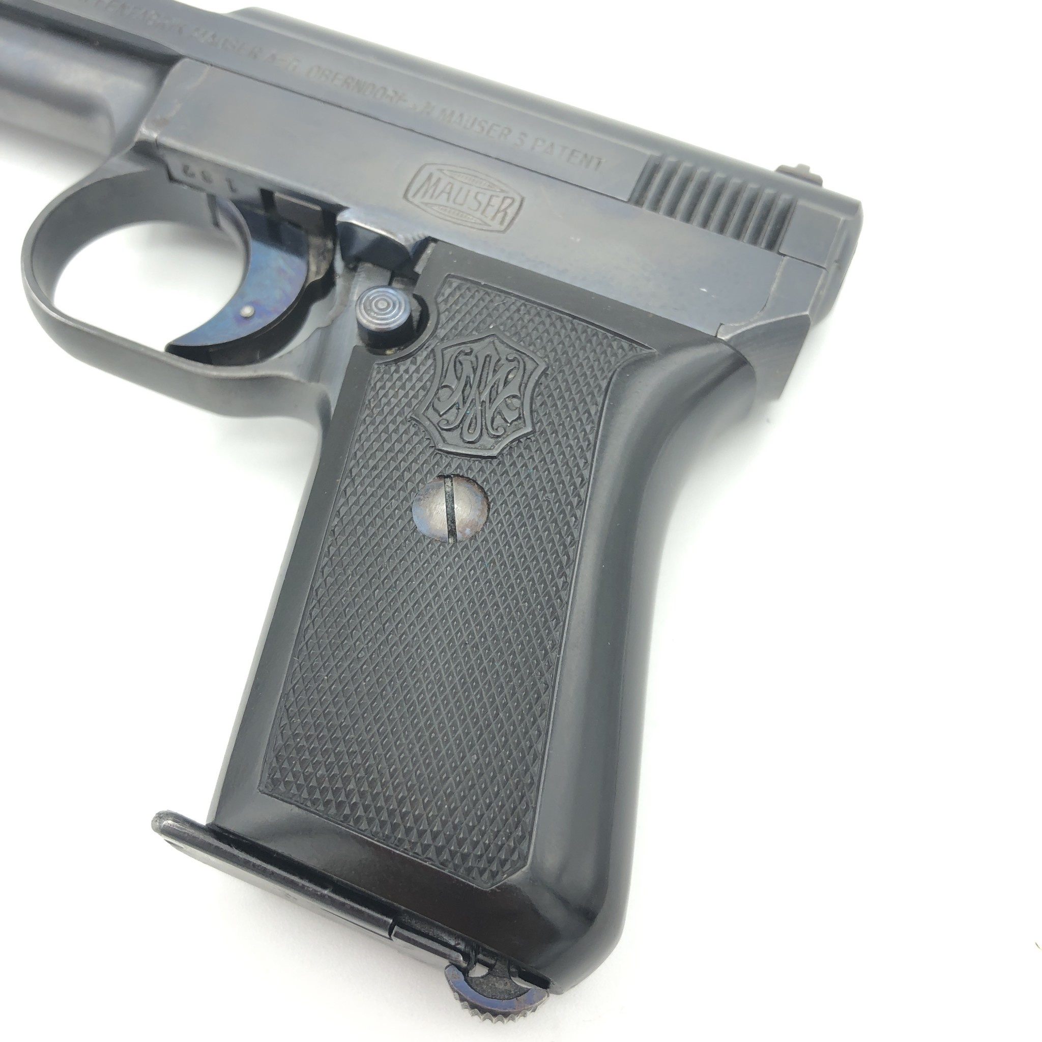Mauser PRE-OWNED MAUSER 1914 32ACP