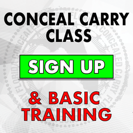 FCC (Florida Concealed Carry) Basic Firearms Training Class & CWL Cert