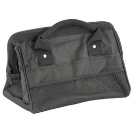 "NCSTAR NCSTAR Range Bag Nylon Black 13"" Interior Compartment Carry Handle"