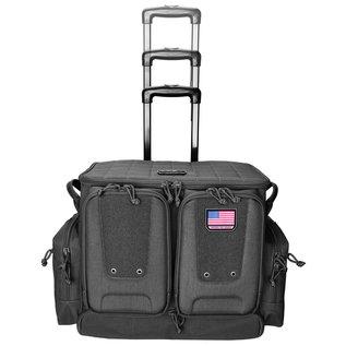 GPS G-Outdoors Tactical Rolling Range Bag
