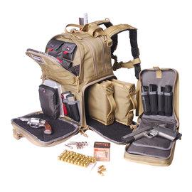 GPS G.P.S GPS Tactical Range Backpack (tan)