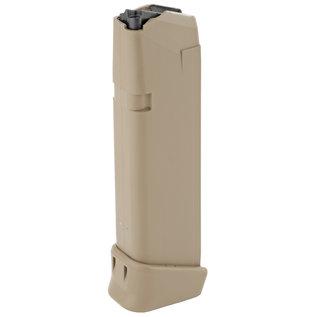Glock Glock  9MM, 19Rd  G17/19X/34, Coyote Brown Finish