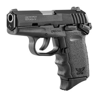 """SCCY SCCY CPX-1 9MM 10RD BLK 3.1"""" 3DOT"""
