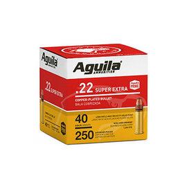 Aguila Ammunition Aguila Ammunition, Rimfire, 22 LR