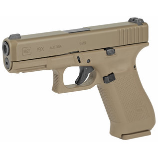 Glock GLOCK 19X 9MM 10RD GNS 3 MAGS