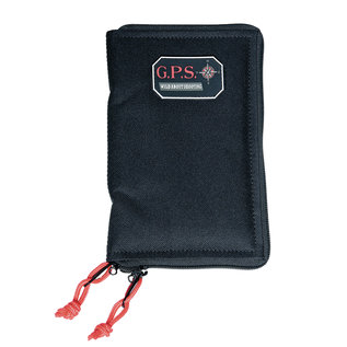 GPS G-Outdoors Inc. Pistol Sleeve Black Soft Medium