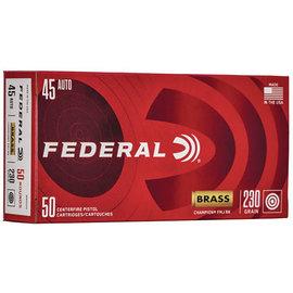 Federal Federal Champion 45 ACP 230Gr FMJ 50 Round Box