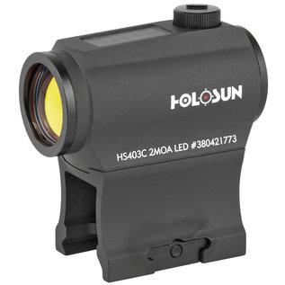 Holosun Holosun Technologies 403C Red Dot Black 2MOA Dot