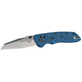 Hogue Hogue Deka Folding Knife CPM-20CV Blue Lava