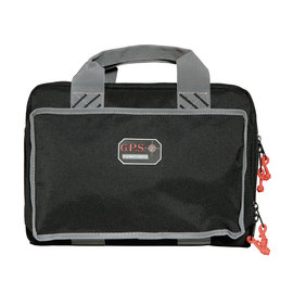 G-Outdoors, Inc. G-OUTDRS GPS QUAD PISTOL RNG BAG BLK