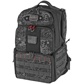 GPS GPS Tactical Range Bag, Black