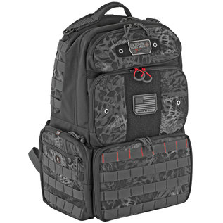 GPS GPS Tactical Range Bag, Black