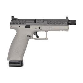 CZ USA CZ P-10 F Suppressor-Ready 9mm Pistol Urban Gray