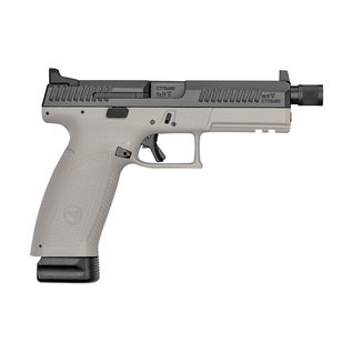 CZ USA CZ P-10 F Suppressor-Ready 9mm Pistol Urban Gray