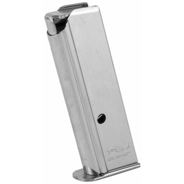 Walther Walther Magazine 380ACP 6Rd Fits PPK Nickel