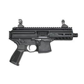 Sig Sauer MPX Pistol Barrel Length:4.5 Color:Black