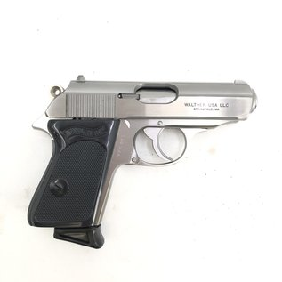 Walther PRE-OWNED WALTHER PPK 32ACP
