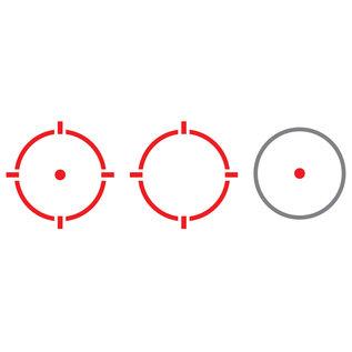 Holosun Holosun Technologies, Micro Red Dot, 2MOA Dot Only or a 2MOA Dot with 65MOA