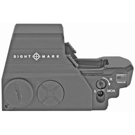Sight Mark Sightmark, Ultra Shot M-Spec FMS Reflex, Black Finish, 2 MOA Red Dot