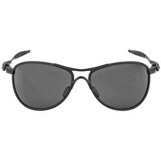 OAKLEY Oakley Standard Issue, Ballistic Crosshair, Glasses, Black Frame with Grey Lenses