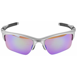 OAKLEY Oakley Standard Issue, Standard Issue, Half Jacket 2.0 XL, Glasses, Silver and Black Frame with Prizm Golf Lenses