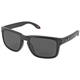 OAKLEY Oakley Standard Issue, Standard Issue, Holbrook, Flag Collection, Glasses, Matte Black Frame with Tonal USA Flag and Grey Lenses