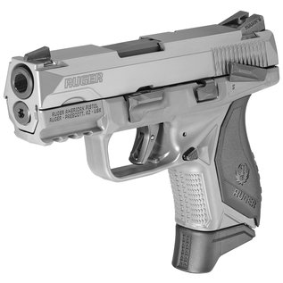 RUGER Ruger, American Compact, Striker Fired, 9MM