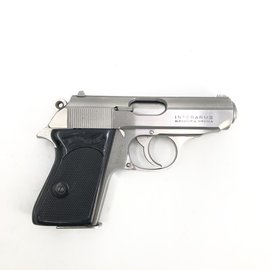 Walther PRE-OWNED WALTHER PPK INTERARMS 380ACP