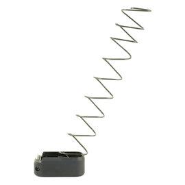 Taran Tactical Innovation Taran Tactical Innovation Base Pad Flat Black Glock 19/23 +2/3