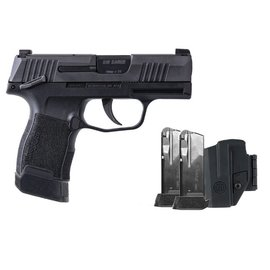 Sig Sauer PRE-OWNED SIG SAUER P365 MS 9MM TAC PAC