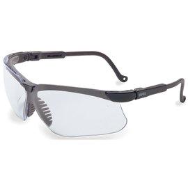 Howard Leight Howard Leight Genesis Glasses Black Frame Clear Lens