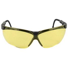 Howard Leight Howard Leight Genesis Glasses Black Frame Amber Lens