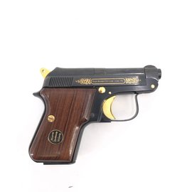 BERETTA USA PRE-OWNED BERETTA 950 BS 25ACP GOLD ACCENT