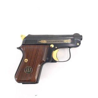 BERETTA USA PRE-OWNED BERETTA 950 BS 25ACP GOLD ACCENT