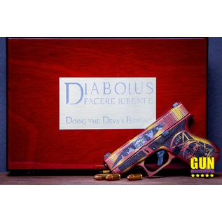 Glock Custom Diaboius Glock 43
