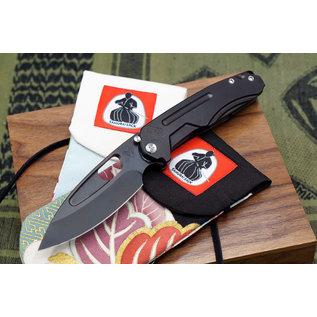 Medford Knife & Tool MEDFORD INFRACTION TUMBLED PVD S35VN
