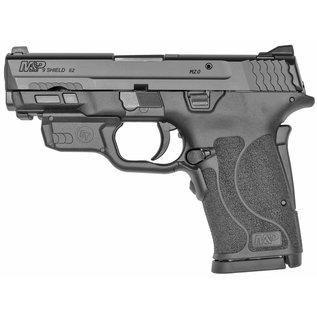 Smith & Wesson Smith & Wesson M&P9 SHIELD EZ M2.0 CRIMSON TRACE RED