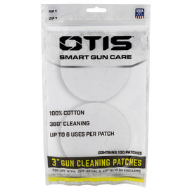 Otis Otis Technology Patch Gun Cleaning 100pack