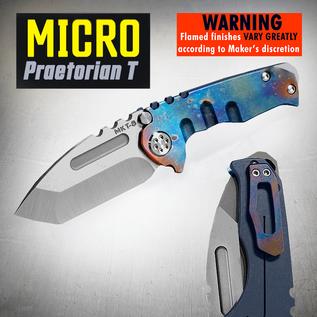 Custom Micro Praetorian T