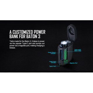 Olight Olight Baton 3 Premium Edition BLACK