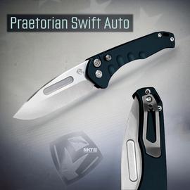Medford Knife & Tool Praetorian Swift Auto Custom from Medford