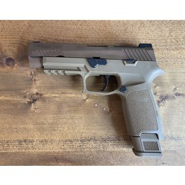 Sig Sauer PRE OWNED SIG SAUER M17 9MM